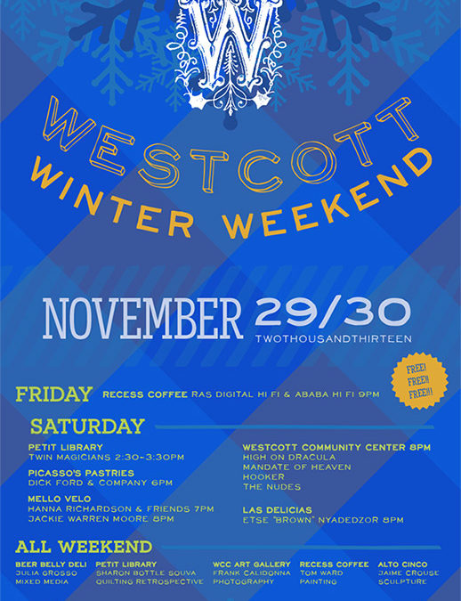 2013 Westcott Winter Weekend