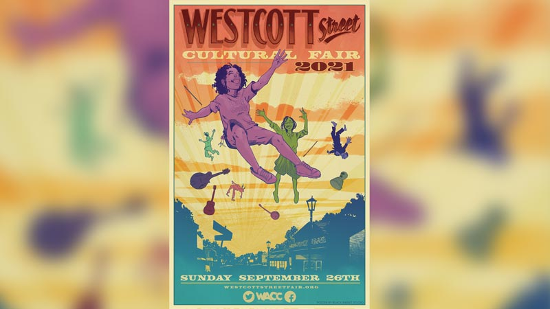 Save the Date! The Westcott Street Cultural Fair will be September 26, 2021